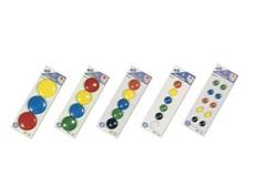 Sada magnetů, mix barev