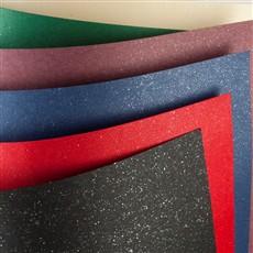 Galeria Papieru ozdobný papír Mika burgund 240g, 20ks