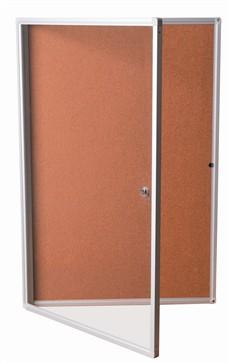 Vitrína korková 60x90cm