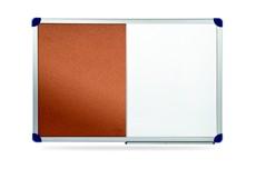 Duo tabule  MAGNET / KOREK 90x120cm