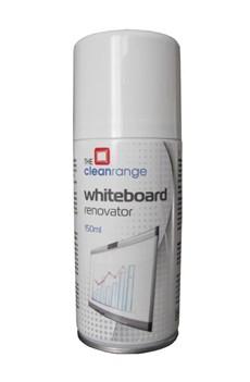 Renovátor povrchu bílých tabulí 150 ml KN