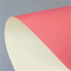 Galeria Papieru ozdobný papír Prime rubín/ivory 220g, 20ks