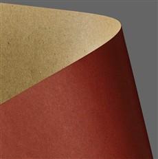 Galeria Papieru kraftový papír KRAFT červená 275g, 20ks