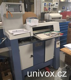 BAZAR_poloautomatický vázací stroj Rilecart R422