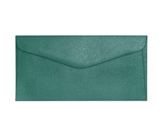 Galeria Papieru obálky DL Pearl zelená 150g, 10ks