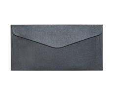 Galeria Papieru obálky DL Pearl černá 150g, 10ks