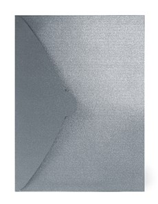 Galeria Papieru obálky složkové C4 metalická stříbrná, 5ks