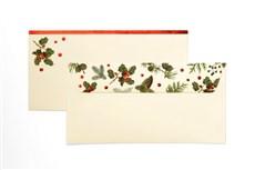 Galeria Papieru obálky DL Festive 120g, 10ks